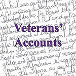 Veterans accounts button