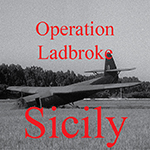Operation Ladbroke gliders in Sicily button