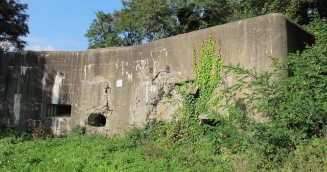Mi Nord bunker at Eben-Emael