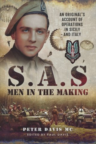 Peter Davis SAS book cover