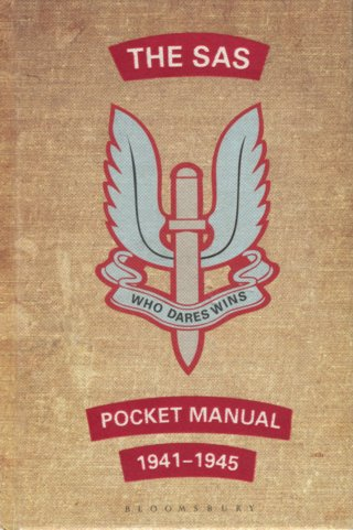 SAS Pocket Manual cover