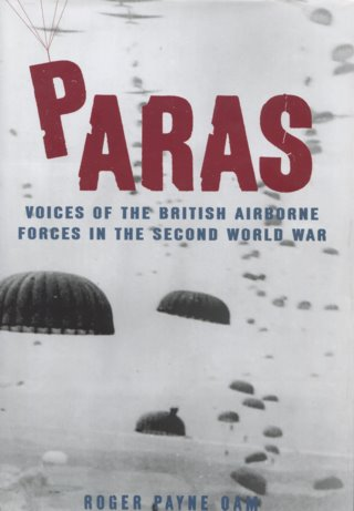 PARAS Voices of the British Airborne book cover