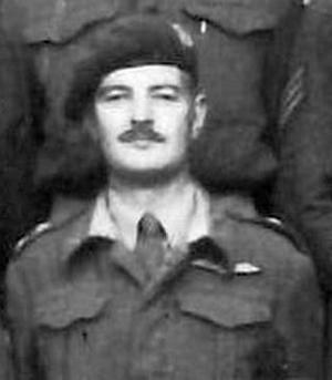 Lt W R Buchan, Waco glider 57